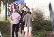 Standing in line for hours to vote: A beloved American experience