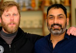 Fighting hate with friendship: The unlikely bond of a Sikh man and a former white supremacist