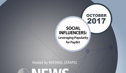 NIR-17-10 - Social Influencers: Leveraging Popularity for Paydirt