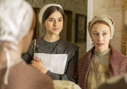 Alias Grace, Episode 1