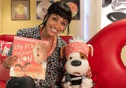 Little Red and the Very Hungry Lion with Tamara Taylor