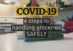 How to handle your groceries during the COVID-19 outbreak