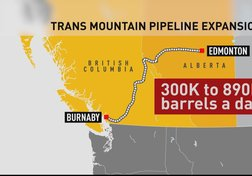 Trans Mountain timeline: how did we get here?