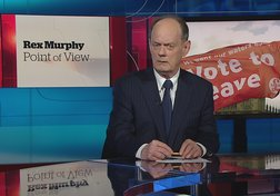 Rex Murphy on Referendums