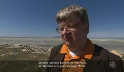 Kim Peek : le plus grand savant du monde