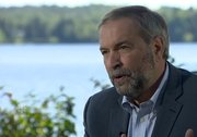 Thomas Mulcair Interview