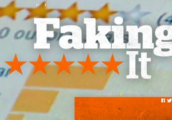 Online Reviews: Faking It