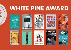The Forest of Reading 2020: White Pine Award