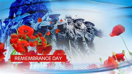 Remembrance Day: In Memory of the Men and Women Who Have Served