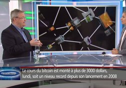 Chronique Prospectives : La technologie « Blockchain »