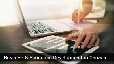 Business & Economic Development in Canada