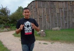 Wab Kinew's Walk through History
