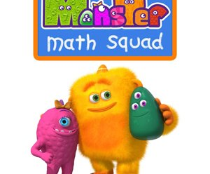 Monster Math Squad, Season 1 Teacher Resource Guide [.pdf]
