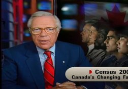 Census 2001: Canada's Changing Face