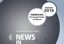 NIR-18-03 - ​Power Plays: The Tangled Politics of Lebanon
