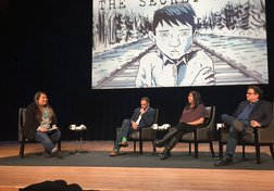 CBC Arts Road to Reconciliation Panel Discussion