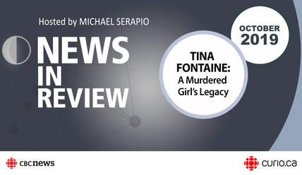 NIR-19-10 - PPT - Tina Fontaine: A Murdered Girl's Legacy