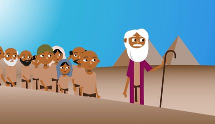 The Jewish story of Moses