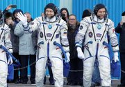 Canadian David Saint-Jacques joins crew at space station