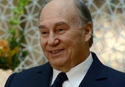 The Aga Khan