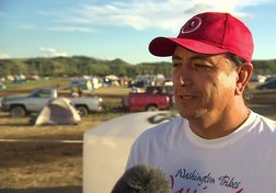 Oil and Water: The Standoff at Standing Rock