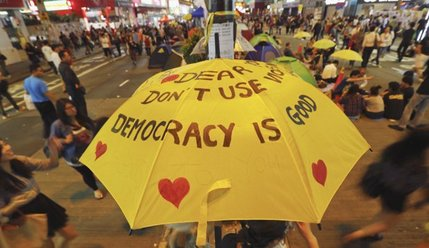From resistance to resignation in Hong Kong