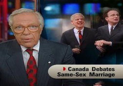 Canada Debates Same-Sex Marriages