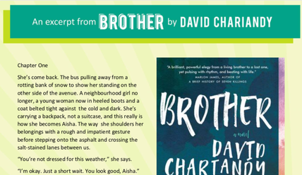 Canada Reads 2019: Brother excerpt (PDF)
