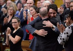 Trudeau's Historic Apology to LGBT Communities