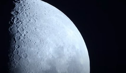 Cool facts about the Moon!