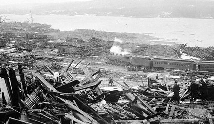 Francis Mackey and the Halifax Explosion