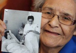 #Beyond94 – From residential school to one of Manitoba's first Indigenous nurses