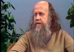 Hubert Reeves, astrophysicien