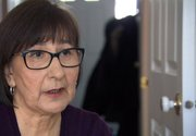 Residential school survivor in search of apology from Pope Francis