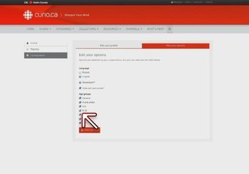 Curio ca Tutorial: Account Configuration and Statistics