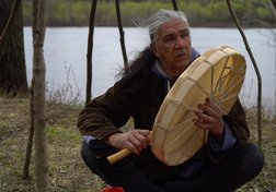 Jacques Newashish, la superstar atikamekw