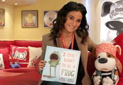 I Don't Want to Be A Frog with Emmanuelle Chriqui