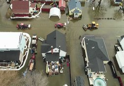 Searching for solutions to what's becoming an annual flooding event