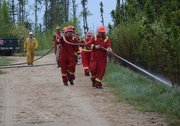 New First Nation firefighters train to protect their communities