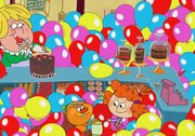 B: The Bewildering Balloon Bandit Burglary