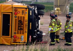 Transport Canada study showed school buses 'failed' safety tests