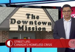 Street Life: Canada's Homeless Crisis