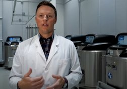 National Biodiversity Cryobank of Canada: Frozen DNA