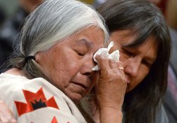 Catholic bishops offer no clarity on residential school apology