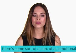 Shakespeare Selfie: Kristin Kreuk on elements of a great monologue