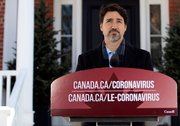 COVID-19:  Prime Minister Trudeau appeals to Canadian children