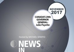 NIR-17-11 - Canada's 29th Governor General: Julie Payette