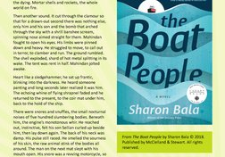 Canada Reads 2018: The Boat People excerpt