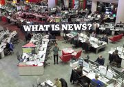 What is news?