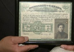 Chinese Canadian student explores Canada's exclusionary immigration history